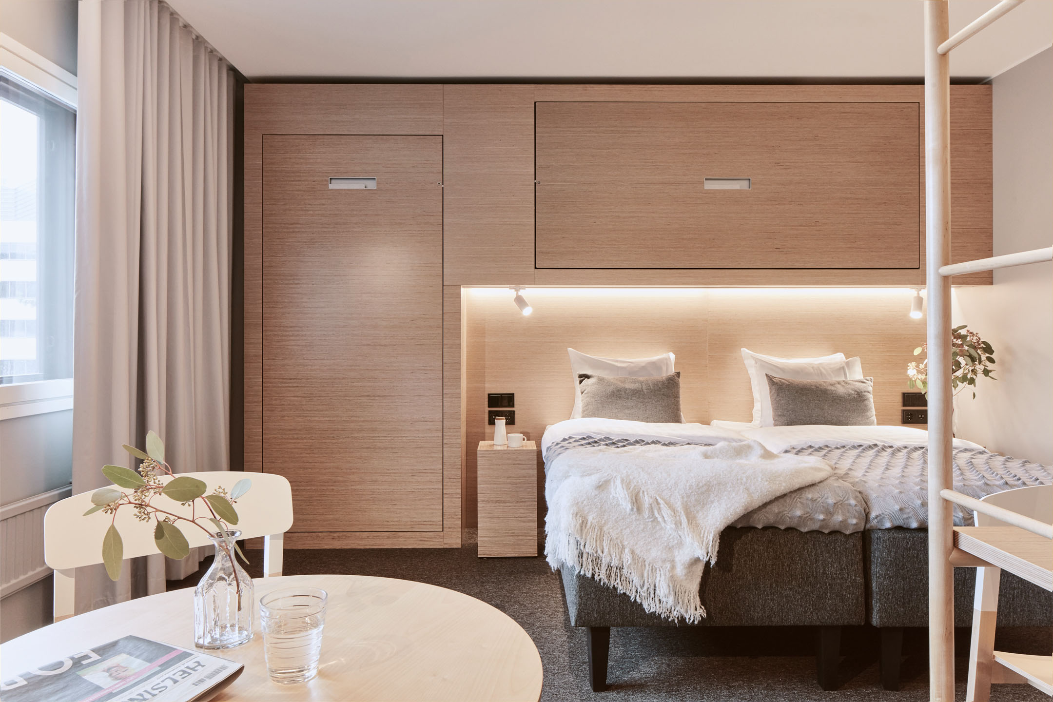 scandic helsinki aviacongress - design interior architects
